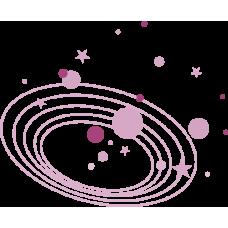 Kružnice, kruhy, hvězdy