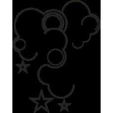 Oblouky a hvězdy