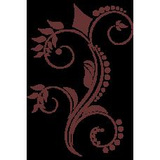 Dekorativní design - Květiny