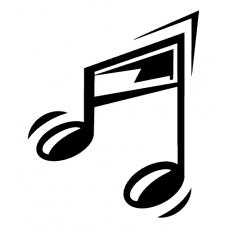 Hudební motiv - nota