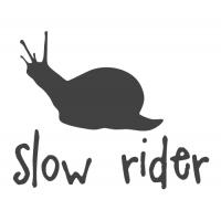 Jedu jako - Slow rider