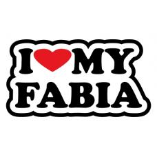Miluji moji Fabii - I love my Fabia