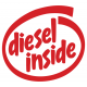 Diesel inside