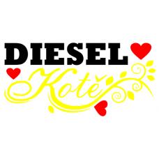 Diesel Kotě - více barev