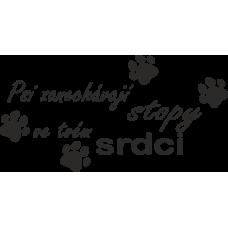 Psi zanechávají stopy ve tvém srdci