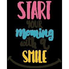 Začni tvé ráno s úsměvem