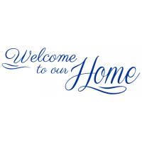 Welcome to our home - vítejte v našem domově