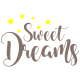 Sweet dreams - sladké sny