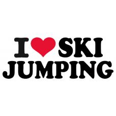 I Love Ski Jumping (miluji skoky na lyžích)