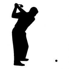 Hráč golfu 135