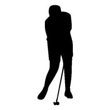 Hráč golfu 136