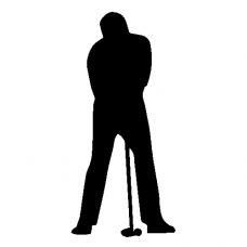 Hráč golfu 138