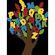 Strom s písmeny