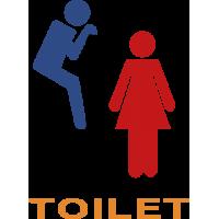 Toilet - Výběr barev