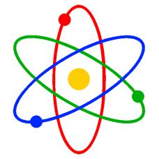 Atom - sada 1 - 3 ks