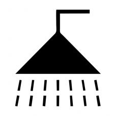 Označení dveří koupelna