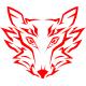 Vlk - na auto