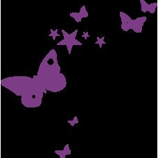 Motýlci s hvězdami