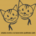 Dvě kočičky