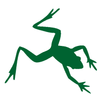 Žába (sada 1-5 ks)
