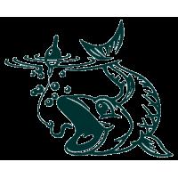 Ryba s háčkem  (sada 1 - 4 ks)